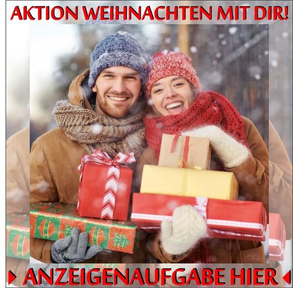 Aktion Weihnachten mit Dir